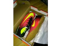 £15 if gone today! Mercurials size 10, never worn. Still in box. Quick sale £13