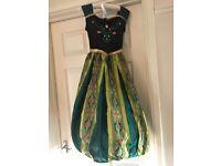 Disney Store Frozen Anna Dress