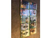 X10 Xbox 360 games