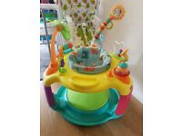 Bounce baby activity center