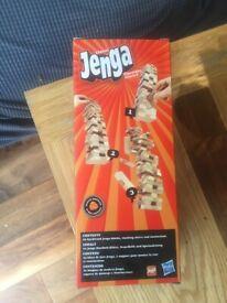 Jenga wood game new