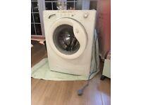 Candy white 9kg washing machine £45