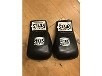Cleto Reyes 10oz Safetec boxing gloves grant winning ringside