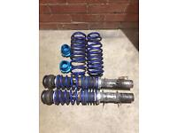 Vw golf,seat Leon,skoda vrs,Audi a3 COILOVERS FRONT AND REAR