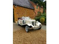 Beauford 2 door convertable For Sale