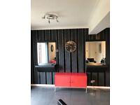 Hair studio furniture job lot
