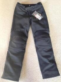 New Hein Gericke Leather Trousers