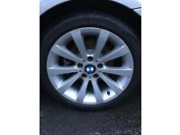 "18"" BMW Alloys And Tyres"
