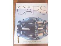 Cars - Dream Rides, Fast Machines Hardback book