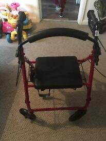 Disability walking frame