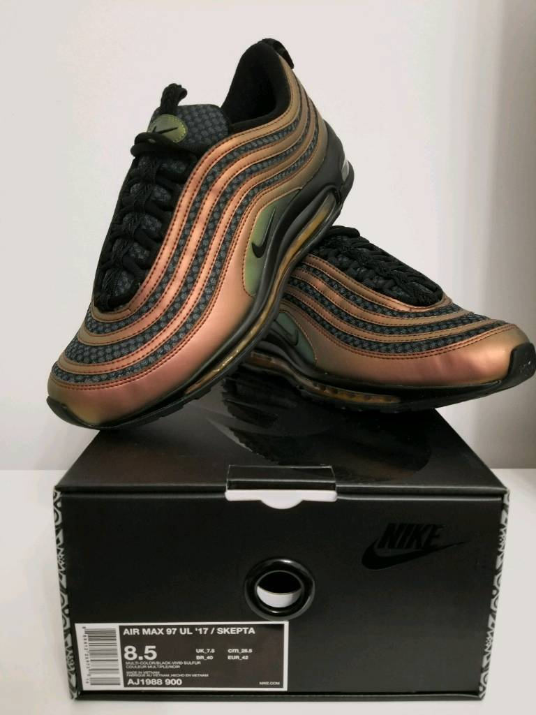 Nike Air Max 97 x Skepta Limited Edition