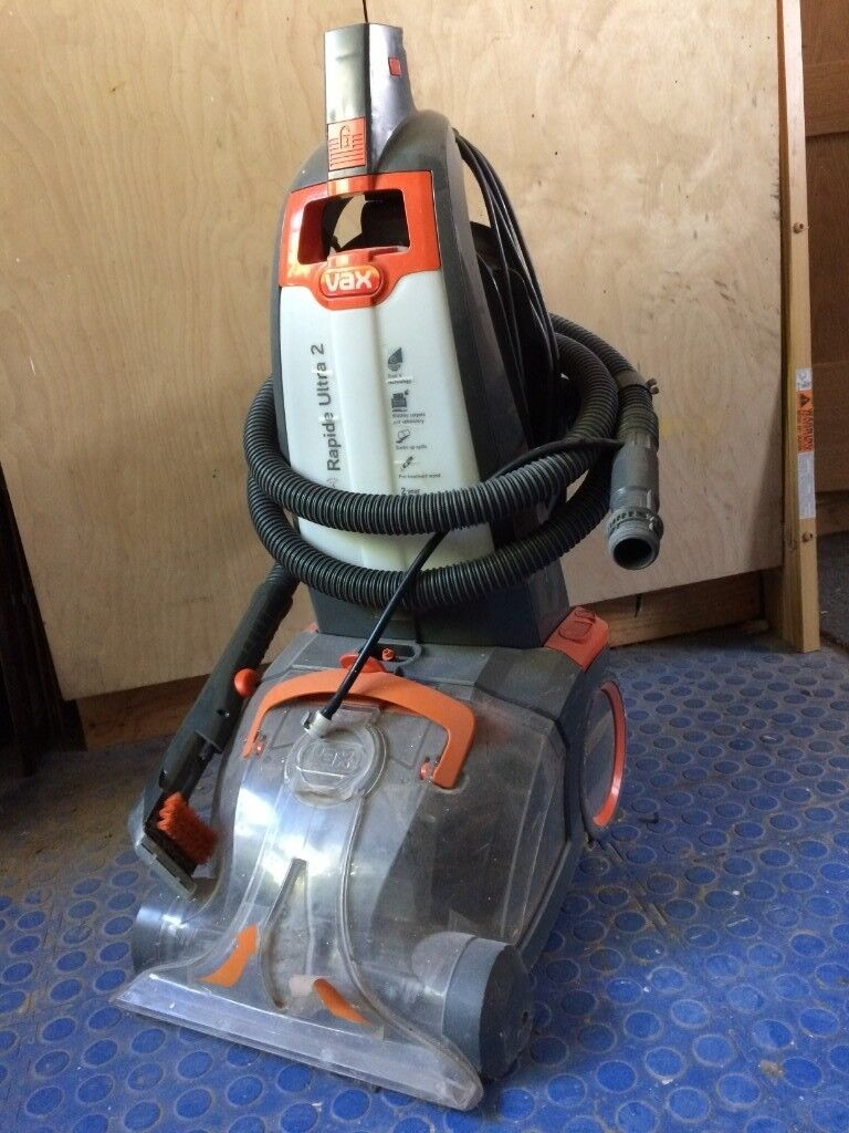Vax Rapid Ultra Carpet Washer Spares Repairs In Plymouth Devon