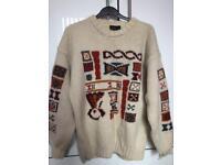 NEXT menswear/men's knitted jumper (one size)
