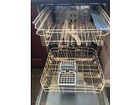 Indesit intergrated dishwasher