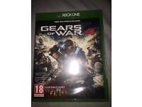 Brand new gears of war 4
