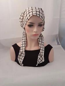 Turbans, Foulards, Chapeaux pour perte de cheveux