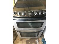 TRICITY BENDIX STAINLESS STEEL 60cm ELECTRIC COOKER, EXCELLENT CONDITION, 4 MONTHS WARRANTY