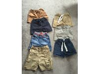 Boys assorted shorts 12-18 months and 2-3 years
