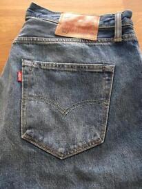 Brand New Levi 501 Men's Jeans
