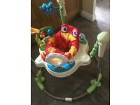 Jumperoo, excellent condition