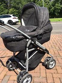 Mamas & papas 3 in 1 combination pram