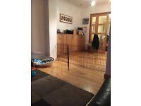 Puppy-dog pen/fence enclosure