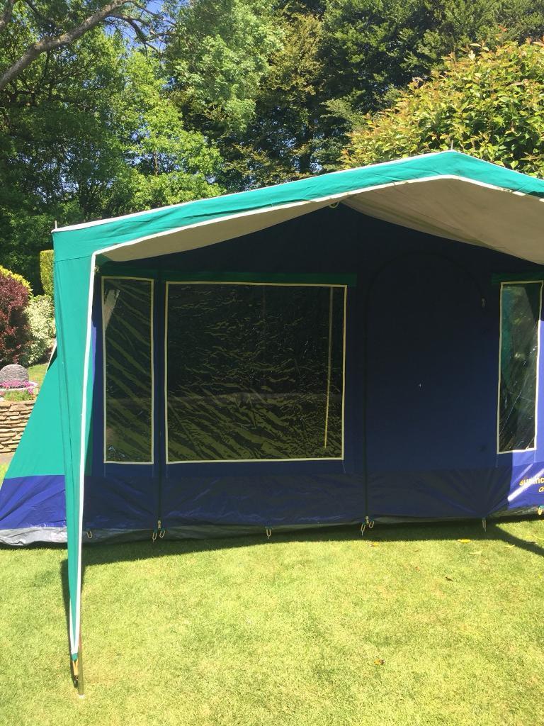 Sunncamp Chateau frame tent | in Blackburn, Lancashire | Gumtree