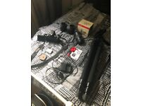 Canon 600d/kissx5 lens and tripod bundle