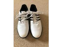 Size 10 adidas golf traxion shoes