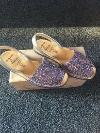Spanish avarca sandals