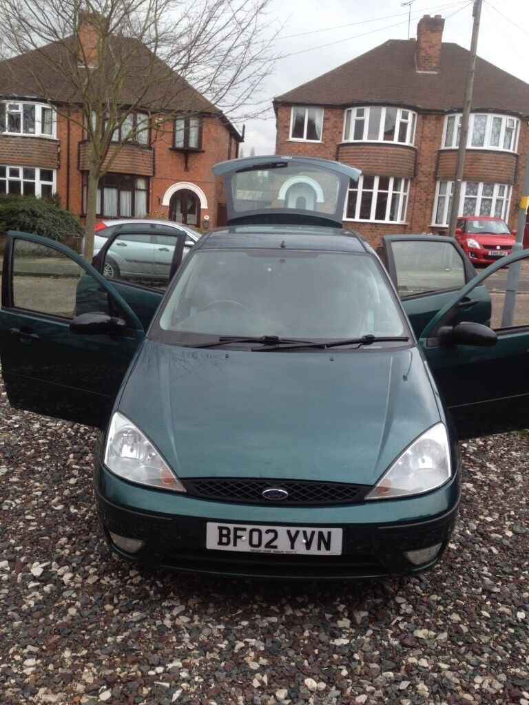 **BARGAIN FORD FOCUS ZETEC 1 6 PETROL**LONG M OT** | in Selly Oak, West  Midlands | Gumtree