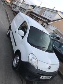 Renault kangoo extra 2010 149,000 miles (£2250)