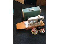 Wins field sewing machine