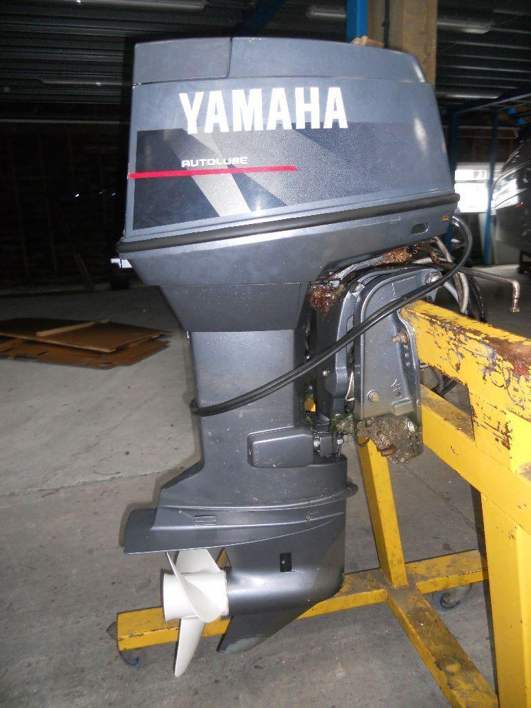 Yamaha   Long Shaft Outboard For Sale