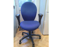Giroflex PL-4125 Oval high back swivel Office Chair