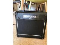 Behringer AC108 Vintager 15w tube amp amplifier