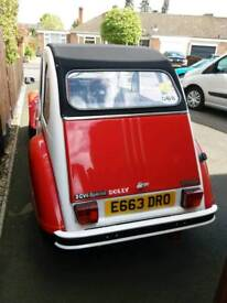 2cv dolly for sale