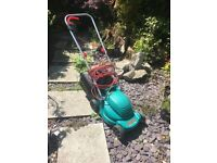 Bosch electric Lawnmover for Garden