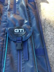 Blue GTI holdall