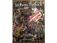 Jackson Pollock Art Prints x 14