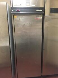 Large upright Fosters Refrigerator