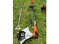 Garden Tools for Sale BLACK+DECKER Corded Pole Saw, 800W