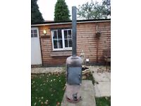 Wood Burner, Patio Heater, Shed Heater