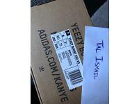 Adidas Yeezy Blue Tint - Size UK 7.5 - 100% Authentic
