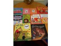 Bundle Of 11 Kids Books Includes Cbeebies (SEE PHOTOS)