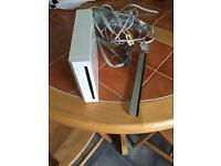 Wii console and bits