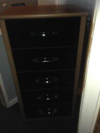 Drawers & bedside drawers