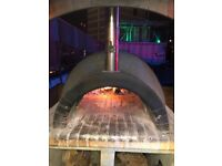 WOOD FIRED PIZZA OVEN ( quick sale )