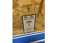 OSB Construction Board Sheet Perfect Condition 18 mm x 2440 mm x 1220 mm 2.4 metres 1.2 metres