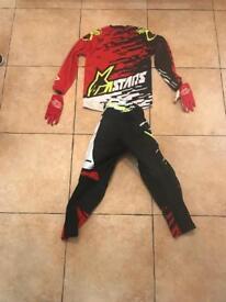 Kids motocross clothes
